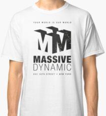 Massive Dynamic (aged look) Classic T-Shirt