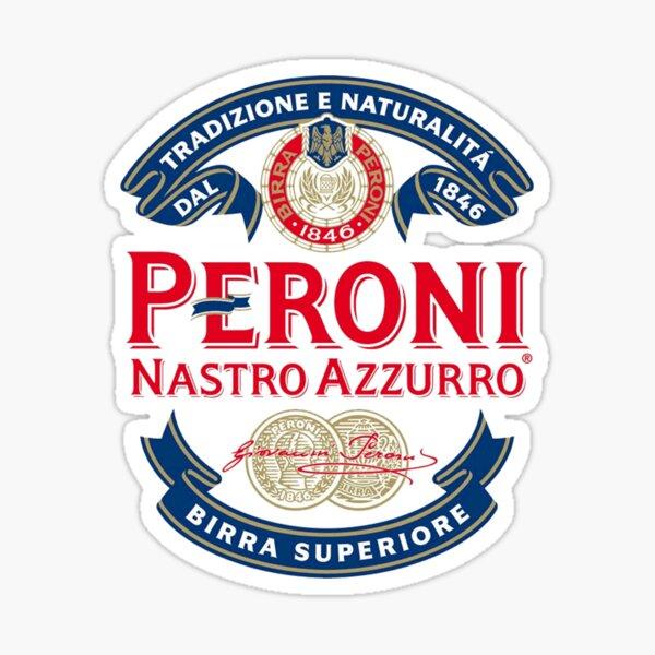 Logo vintage classique de Peroni Birra Sticker