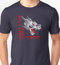 White Dragon Noodle Bar (aged look) T-Shirt