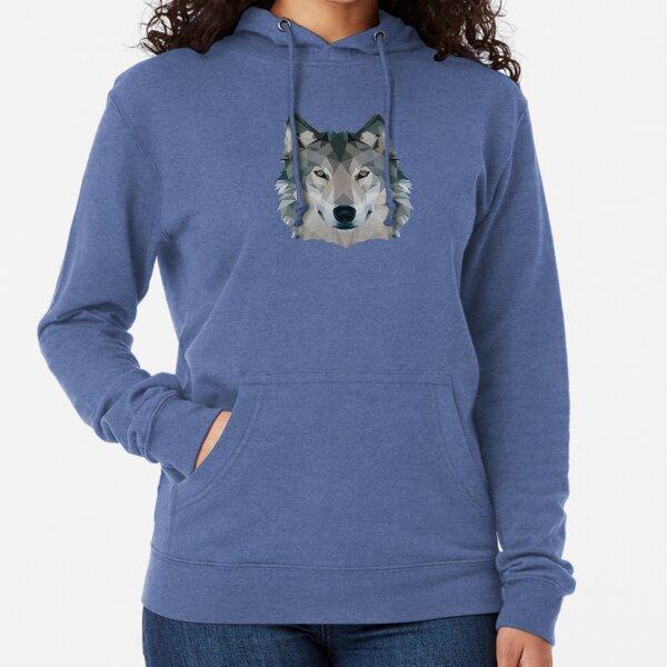 Wolf  Lightweight Hoodie