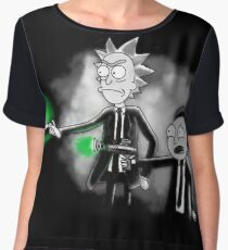 Pulp Ricktion shirt hoodie phone ipad case pillow tote iPhone 6 Chiffon Top