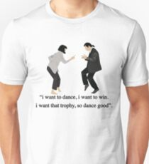 Pulp Fiction - I Want to Dance T-Shirt