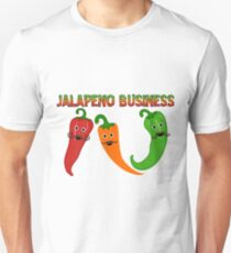 Jalapeno Business T-Shirt
