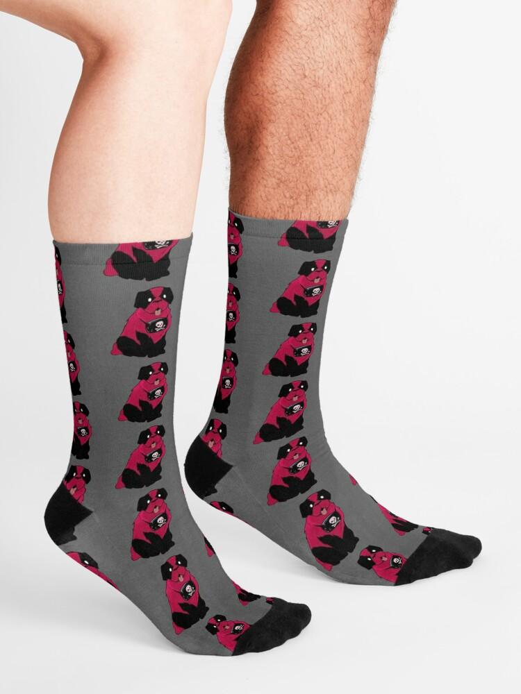Alternate view of Sweet Boy Socks