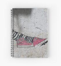 Graffiti.... Spiral Notebook
