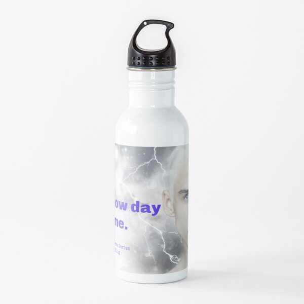 Take a snow day with Snow from Haven Hart Water Bottle