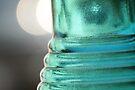 Studies in glass .....bottle  by LynnEngland