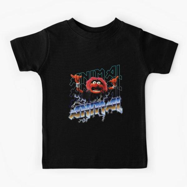The Muppets Animal Rock Kids T-Shirt