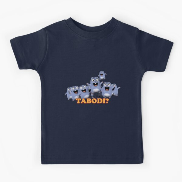 Grizzy And The Lemmings Tabodi Kids T-Shirt
