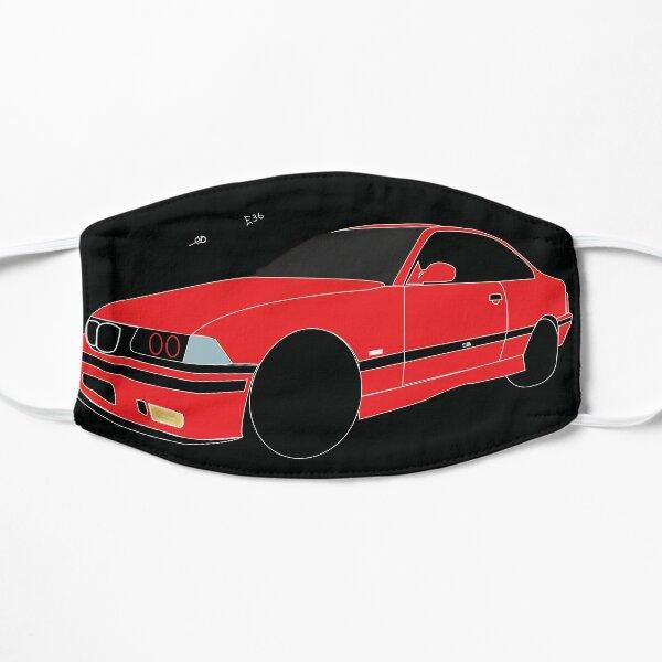E36 M3 Masque sans plis
