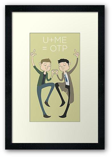 U+ME=OTP DESTIEL by nickelcurry