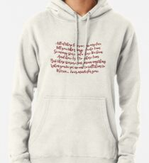 The Story Pullover Hoodie