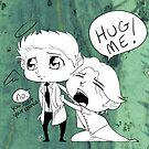 HUG ME by nickelcurry