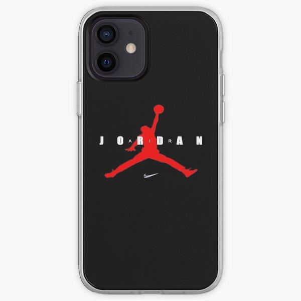 Michael jordan iPhone Soft Case