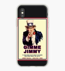 GIMME JIMMY iPhone Case
