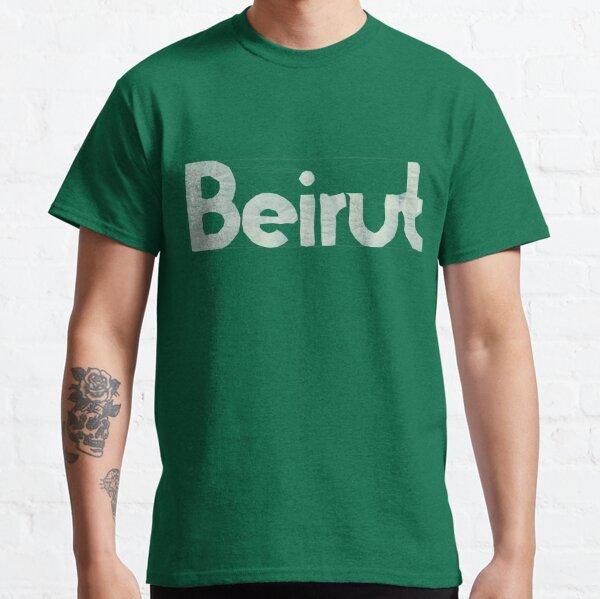 Beirut-EE. UU. Camiseta clásica