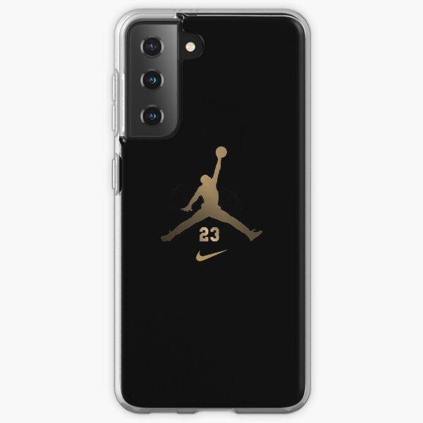 Michael jordan Samsung Galaxy Soft Case