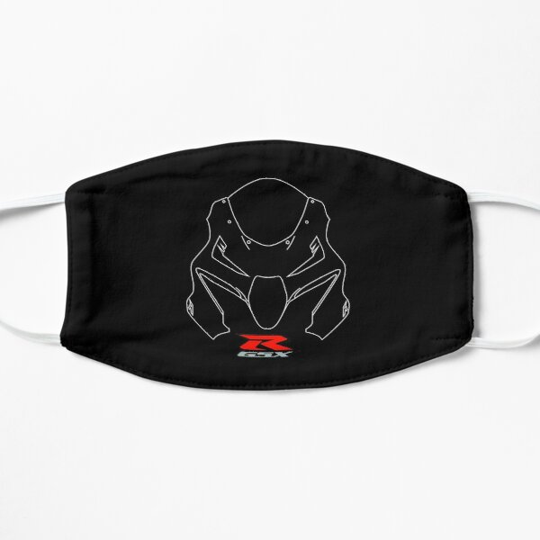 GSXR Masque sans plis