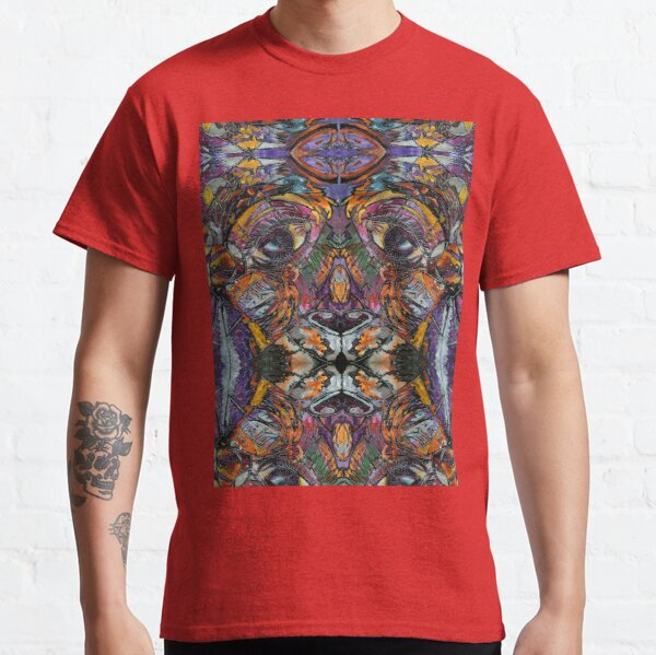 The Tiger and the Spider by Frank Louis Allen Classic T-Shirt