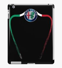 Alfa of Birmingham Tricolore iPad Case/Skin