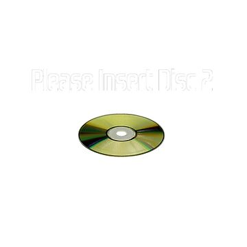 Please Insert Disc 2  by mickcar73