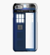 Doctor, WHO? iPhone Case/Skin