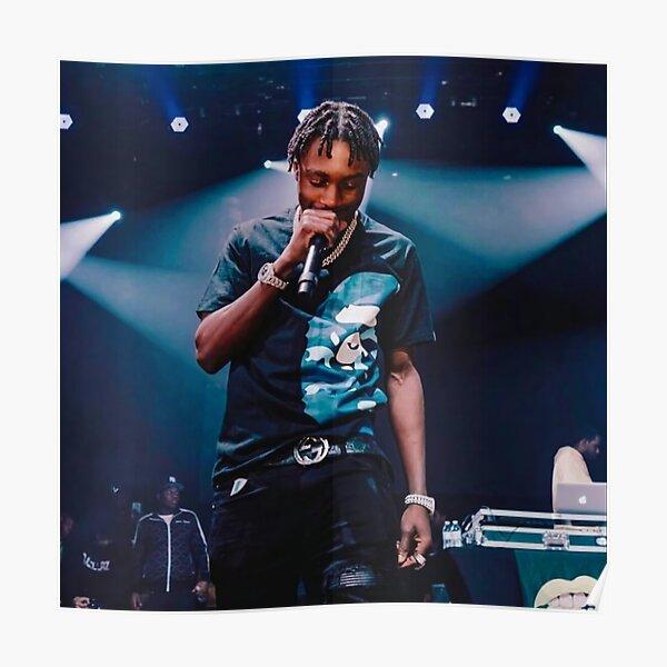 Lil Tjay Poster