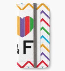 I heart Rodan+Fields iPhone Wallet/Case/Skin