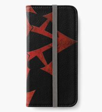 The Eye of Chaos iPhone Wallet/Case/Skin