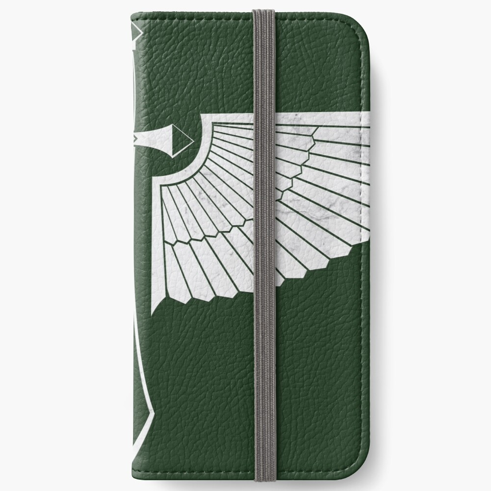The winged Sword iPhone Wallet