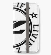 Livin Z Life iPhone Wallet/Case/Skin