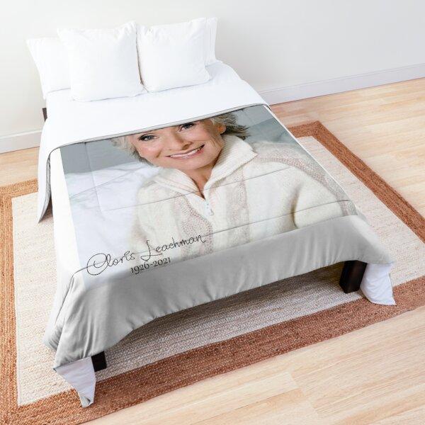 Cloris Leachman Comforter