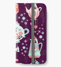 Tea Time!  iPhone Wallet/Case/Skin