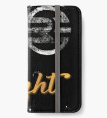 You try to walk in the light iPhone Wallet/Case/Skin