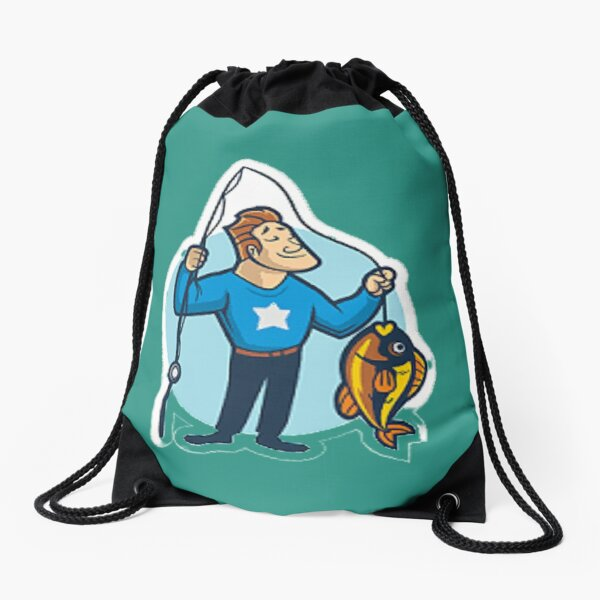 occupations Drawstring Bag