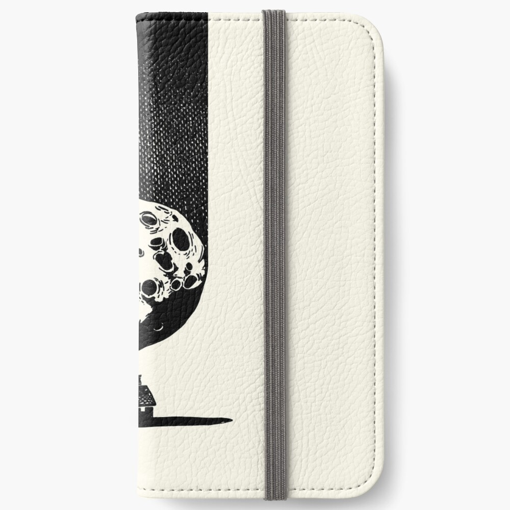 Trouble at Home iPhone Wallet