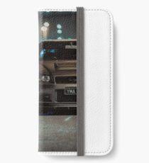 Godzilla GT-R Phone Case  iPhone Wallet/Case/Skin
