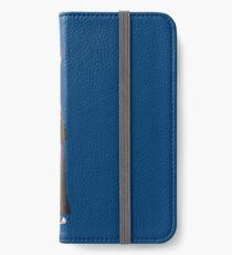 David Tennant iPhone Flip-Case/Hülle/Klebefolie