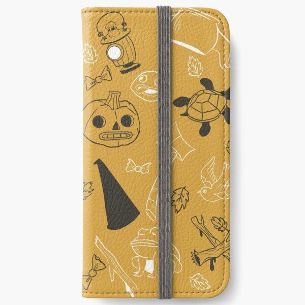 Over the Garden Wall Pattern iPhone Wallet