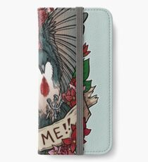 FIGHT ME!! iPhone Wallet/Case/Skin