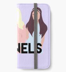 Chanels iPhone Wallet/Case/Skin