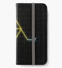 Hey, Listen! - Triforce Heartbeat iPhone Wallet/Case/Skin