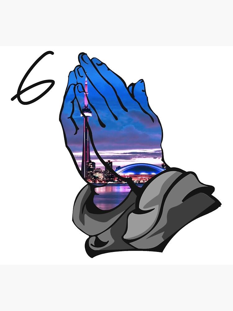 6 Dios Toronto [Obra original] de FredrikTDG