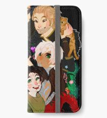 Dragonn Age 2 Champions iPhone Wallet/Case/Skin