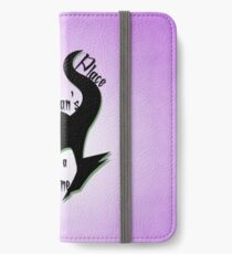 A Woman's Place iPhone Wallet/Case/Skin