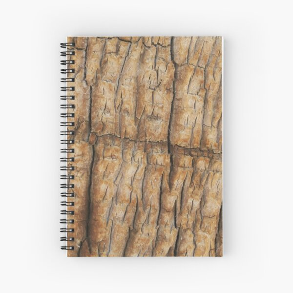 Does my skin look dry? Spiral Notebook