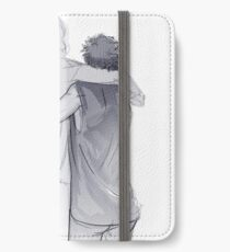The Rainbow Flag: 'I would if I could… not yet, but soon.' iPhone Wallet/Case/Skin