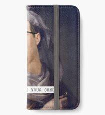 John Oliver - Saintly Celeb iPhone Wallet/Case/Skin