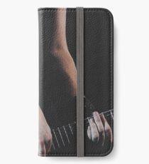 Michael iPhone Flip-Case/Hülle/Klebefolie