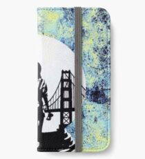 San Francisco iPhone Flip-Case/Hülle/Klebefolie